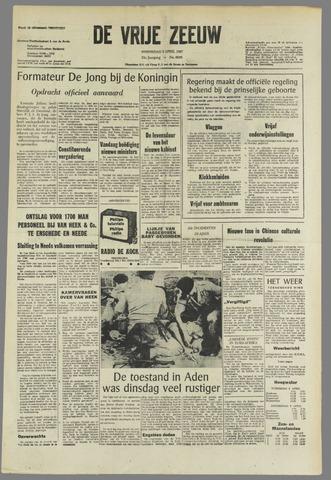 de Vrije Zeeuw 1967-04-05