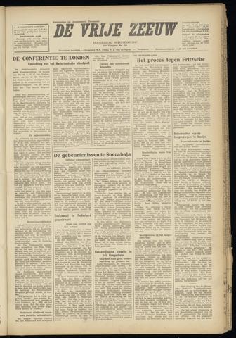 de Vrije Zeeuw 1947-01-30