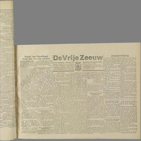 de Vrije Zeeuw 1945-01-29