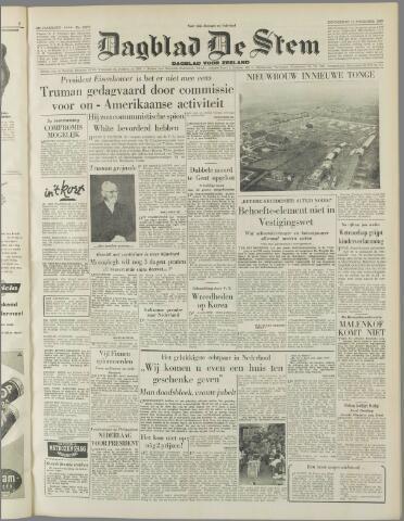 de Stem 1953-11-12