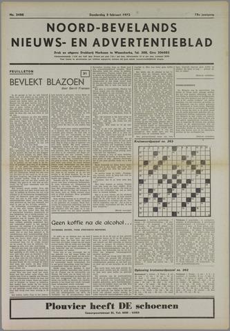 Noord-Bevelands Nieuws- en advertentieblad 1972-02-03