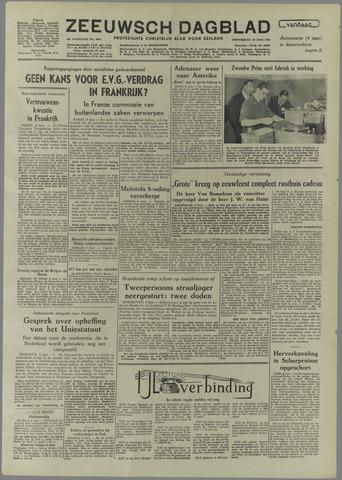 Zeeuwsch Dagblad 1954-06-10