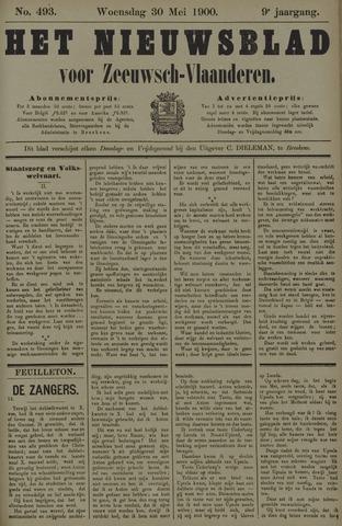 Nieuwsblad voor Zeeuwsch-Vlaanderen 1900-05-30