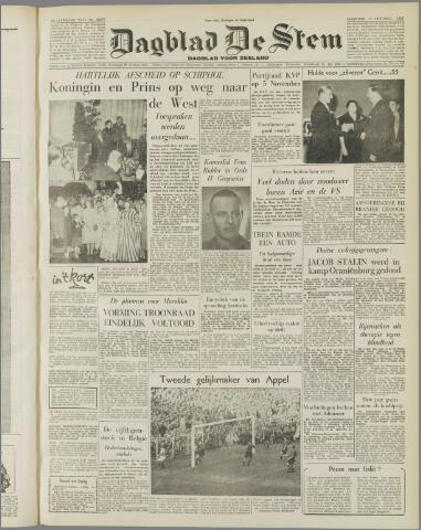 de Stem 1955-10-17