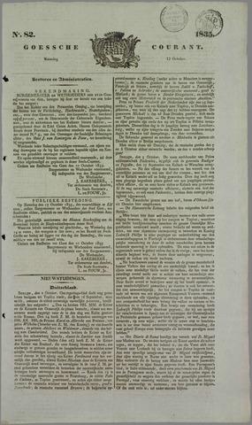 Goessche Courant 1835-10-12