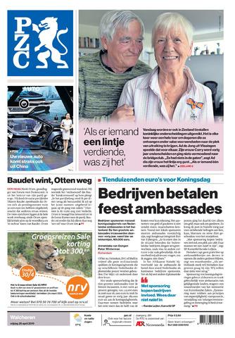 Provinciale Zeeuwse Courant 2019-04-26