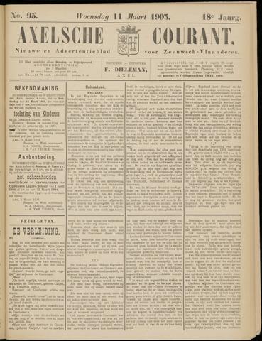Axelsche Courant 1903-03-11