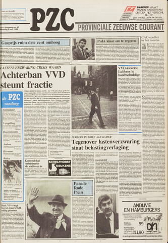 Provinciale Zeeuwse Courant 1989-05-02