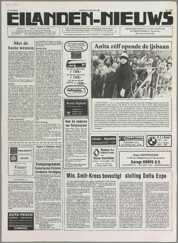 Eilanden-nieuws. Christelijk streekblad op gereformeerde grondslag 1985-01-11
