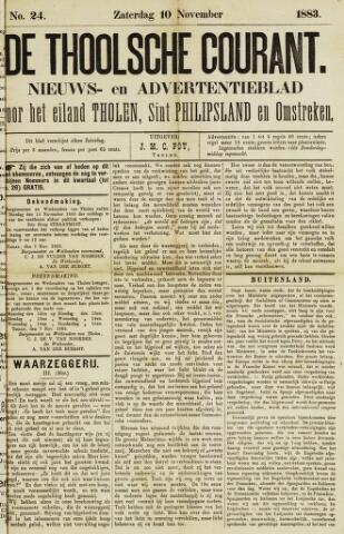 Ierseksche en Thoolsche Courant 1883-11-10