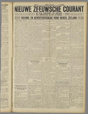 Nieuwe Zeeuwsche Courant 1925-07-21