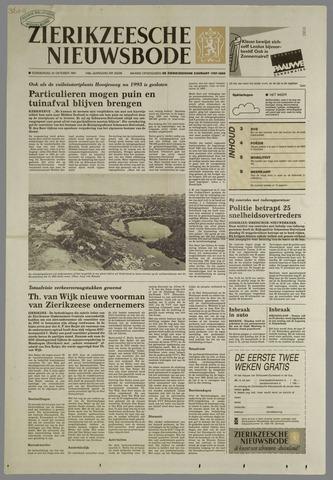 Zierikzeesche Nieuwsbode 1991-10-24