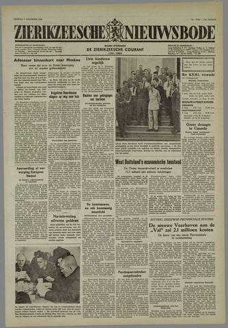 Zierikzeesche Nieuwsbode 1955-08-05