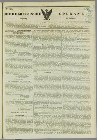 Middelburgsche Courant 1846-10-20