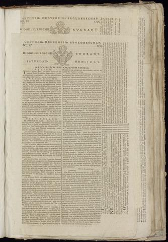 Middelburgsche Courant 1799-07-13