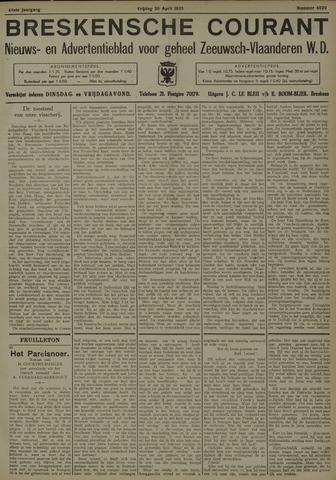 Breskensche Courant 1935-04-26