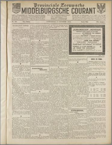 Middelburgsche Courant 1932-10-27