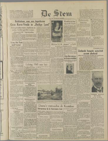 de Stem 1947-12-27