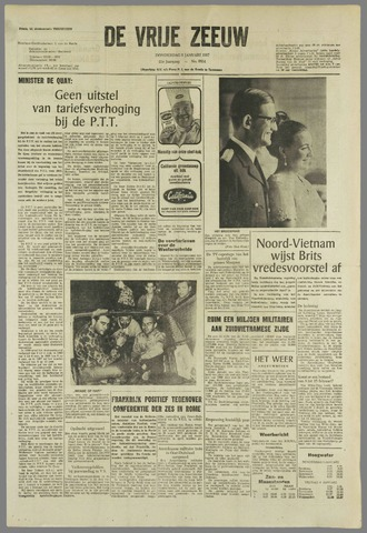 de Vrije Zeeuw 1967-01-05
