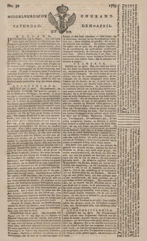 Middelburgsche Courant 1785-04-30