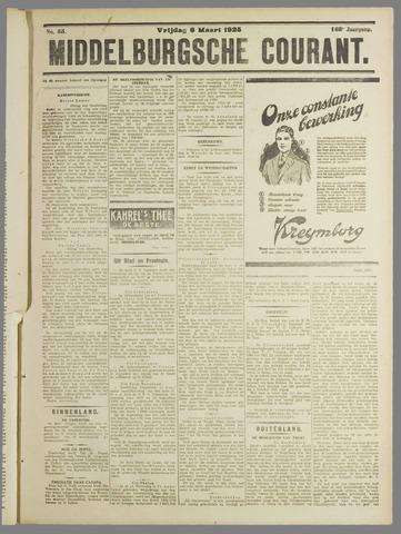 Middelburgsche Courant 1925-03-06