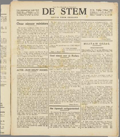 de Stem 1945-03-09