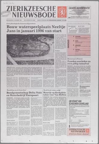 Zierikzeesche Nieuwsbode 1995-11-02