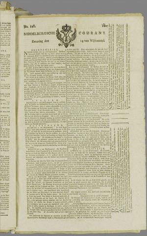 Middelburgsche Courant 1809-10-14
