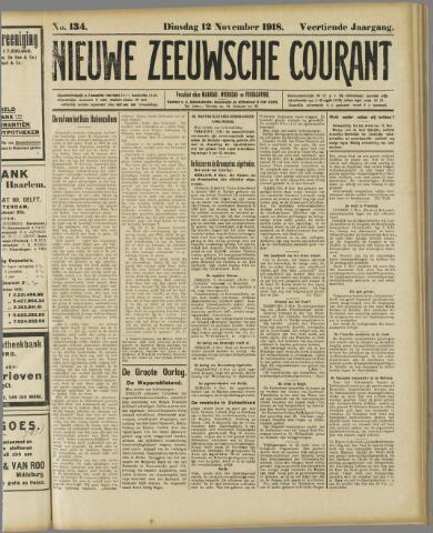 Nieuwe Zeeuwsche Courant 1918-11-12