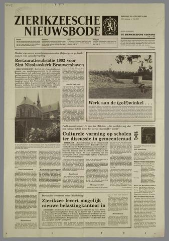 Zierikzeesche Nieuwsbode 1988-08-23