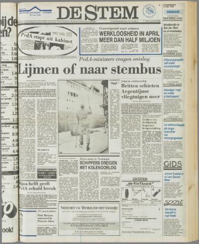 de Stem 1982-05-13
