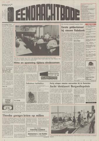 Eendrachtbode (1945-heden)/Mededeelingenblad voor het eiland Tholen (1944/45) 1989-05-25