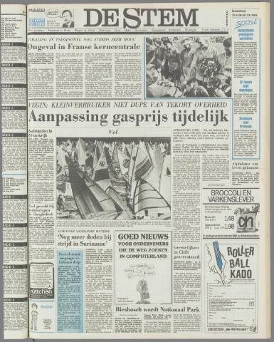 de Stem 1986-08-25