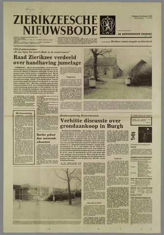 Zierikzeesche Nieuwsbode 1983-02-22