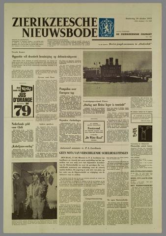 Zierikzeesche Nieuwsbode 1972-10-19