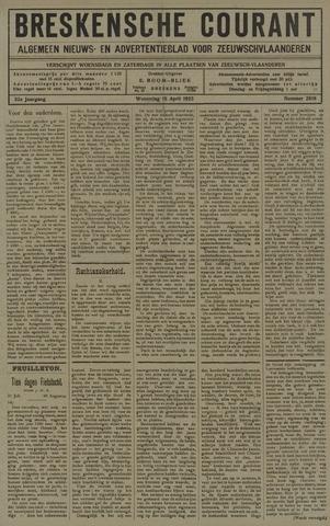 Breskensche Courant 1923-04-18