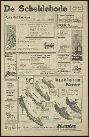 Scheldebode 1960-04-14