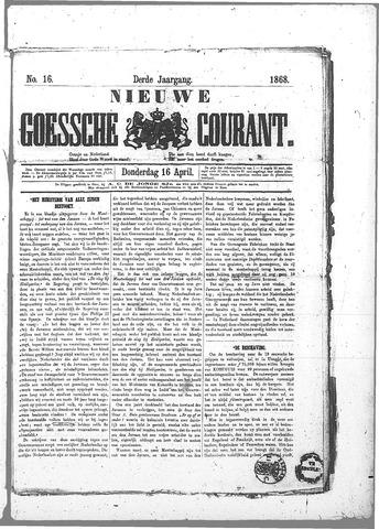 Nieuwe Goessche Courant 1868-04-16