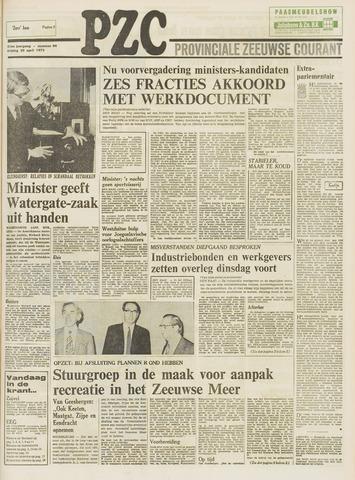 Provinciale Zeeuwse Courant 1973-04-20