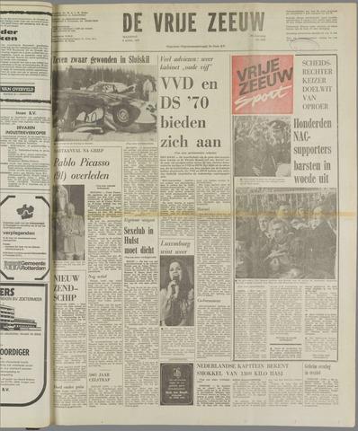 de Vrije Zeeuw 1973-04-09