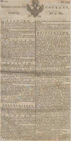Middelburgsche Courant 1776-05-23
