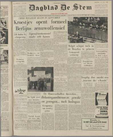de Stem 1961-07-10