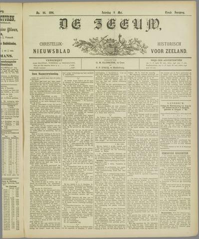 De Zeeuw. Christelijk-historisch nieuwsblad voor Zeeland 1896-05-09