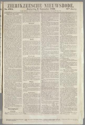Zierikzeesche Nieuwsbode 1880-11-06