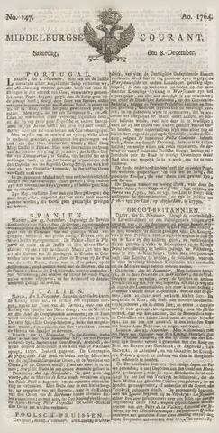 Middelburgsche Courant 1764-12-08