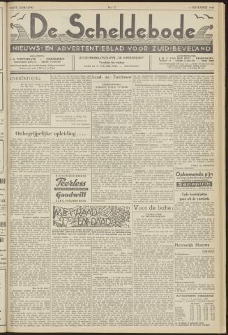 Scheldebode 1960-11-04