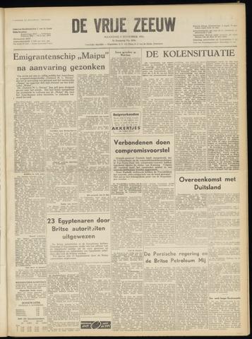 de Vrije Zeeuw 1951-11-05