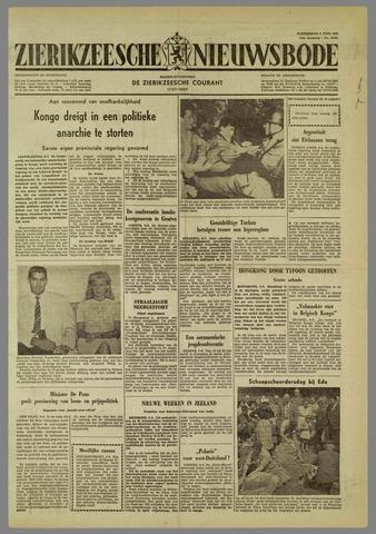 Zierikzeesche Nieuwsbode 1960-06-09