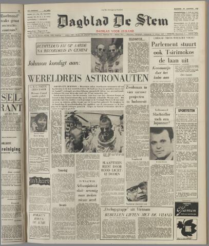 de Stem 1965-08-30