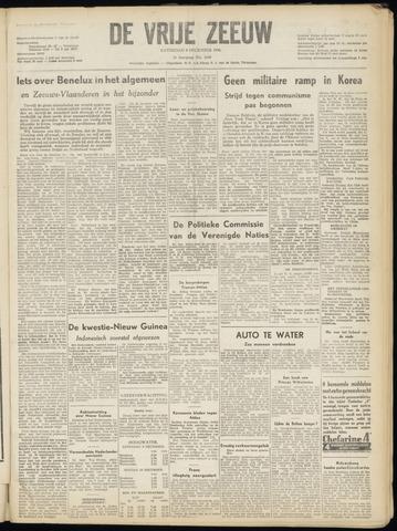 de Vrije Zeeuw 1950-12-09